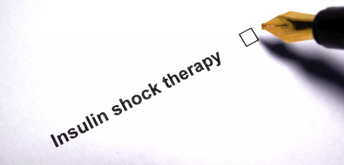 insulin shock therapy