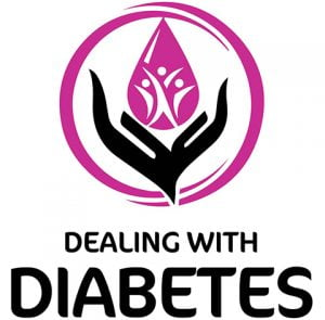 Dealing with Diabetes Logo 480x478