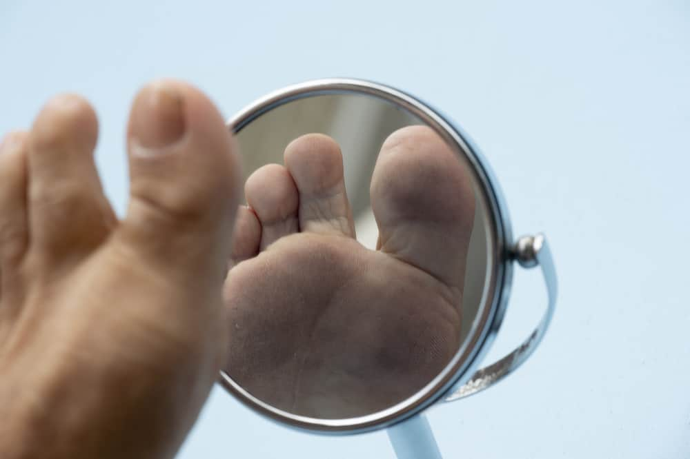 diabetes foot care health education