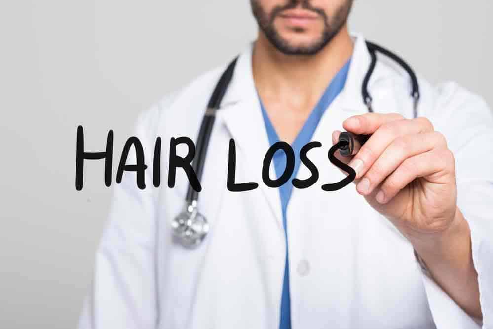 can diabetes cause hair loss