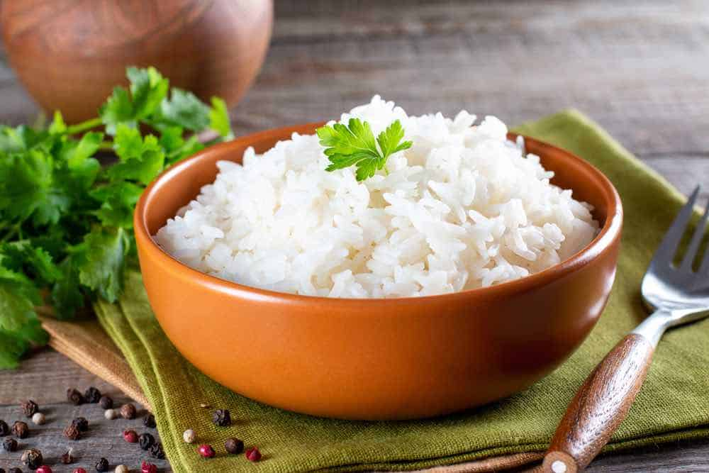 how to cook white rice for diabetics